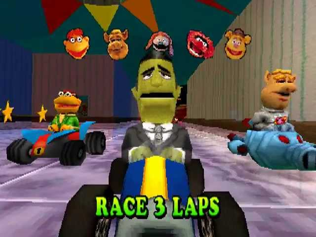 muppet race mania iso