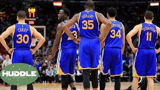 Is The Warriors COCKINESS Hurting Their Chances Of Winning 2018 NBA Championship? | Huddle