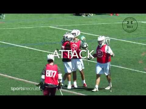 Jack Kraemer (Muhlenberg '23) Summer 2018 Lacrosse Highlights