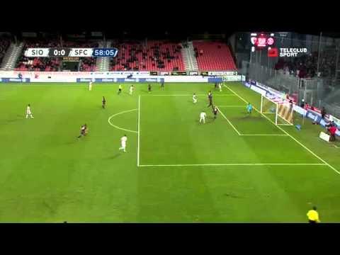 Fc Sion Vs Servette Genf 1 1 Raiffeisen Super League