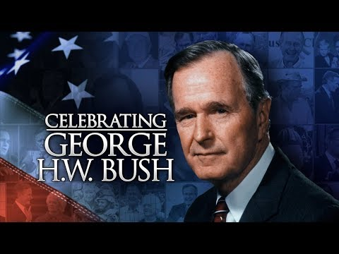 Watch Live: Former President George H.W. Bush Departure Ceremony