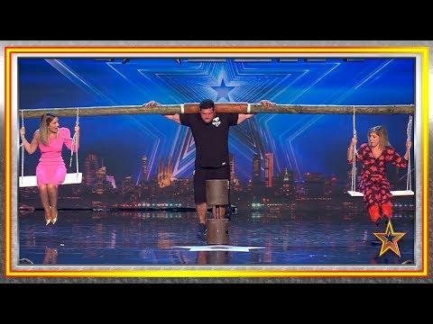 ¿Es Roberto el hombre MÁS FUERTE de España? | Audiciones 7 | Got Talent España 2019