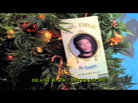 dr dre the chronic christmas commercials death row records