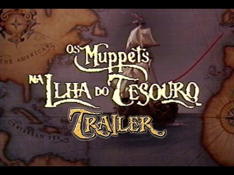Trailer do filme A Ilha do Tesouro