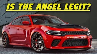 919 Horsepower Dodge Charger Angel? - Everything We Know So Far!