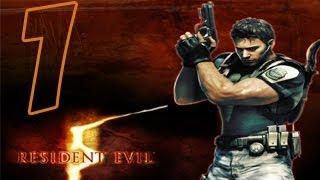 Resident Evil 5 en Español | Walkthrough | Parte 1