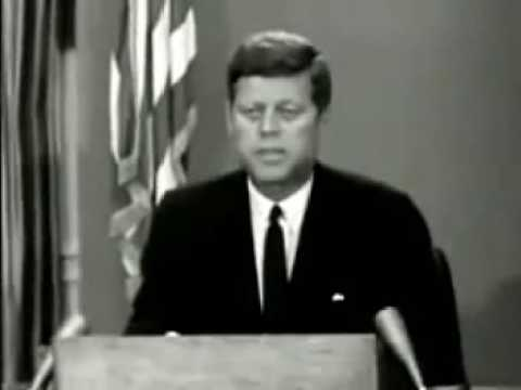 John F  Kennedy June 11, 1963 Civil Rights,Part 1 of 2