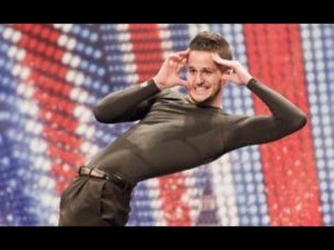 Olağanüstü ROBOT dansçı 'İngiltere'nin yetenek var'.