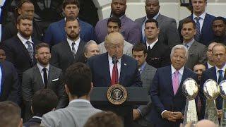 Why New England Patriots' Tom Brady Boycotted White House Visit
