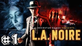 L.A. Noire - Playthrough #1 [FR][HD]