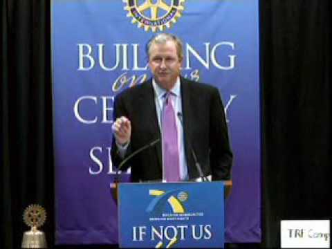 Rotary Luncheon April 13th 2011 Jim Albaugh of Boeing