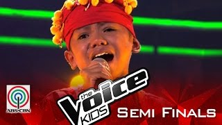 "The Voice Kids Philippines 2015 Semi Finals Performance: ""Itanong Mo Sa Mga Bata"" by Reynan"