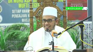 SS Dato Dr Asri-Apakah Dosa Minum Ketum Sama Dgn Arak