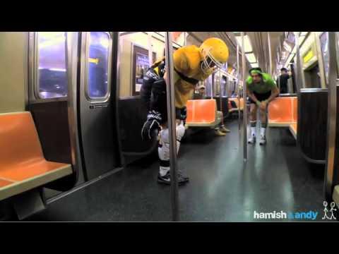 Subway Rodeo