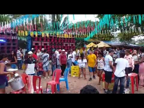 Musical Suely batendo firme e forte em Turiaçu