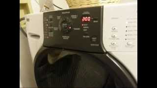 how to fix f2 error on westinghouse dishwasher