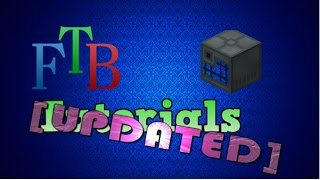 ftb tutorials: powered spawner