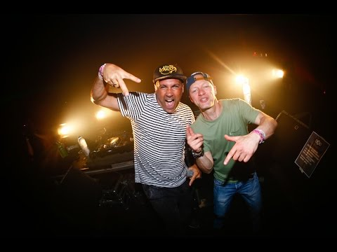 Defqon.1 2015 | The Gathering at BLACK | Charly Lownoise & Mental Theo