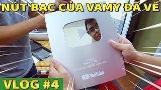 Vlog #4 | TROLL NHẸ THẰNG VAMY MỚI NHẬN NÚT BẠC YOUTUBE VÀ ĐƯỢC VAMY DẪN ĐI ĂN | KiA Phạm