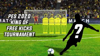 PES 2020 - The King of Free Kicks Tournament #1