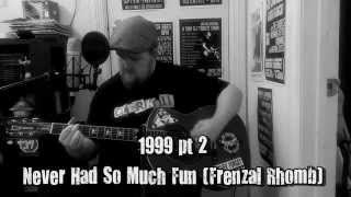 Frenzal Rhomb - Never Had So Much Fun acoustic cover