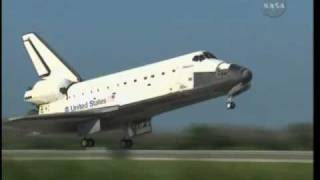 STS-132 Landing replay part 3