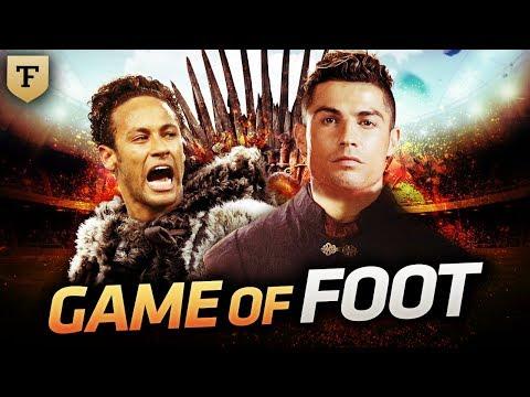 Ronaldo trop fort, Neymar encore annoncé au Real Madrid - La Quotidienne #275