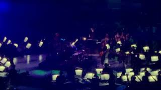 """Metallica with the S.F. Symphony performing """" The Call of Ktulu"""" live Sunday September 8, 2019"""