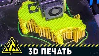 5 КРУТЫХ ВЕЩЕЙ НА ДВУХЦВЕТНОМ 3D ПРИНТЕРЕ GEEETECH A10M