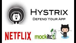 Spring Cloud Hystrix Circuit Breaker- spring boot demo