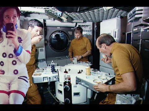 Can Astronauts Drink in Space? - YouTube