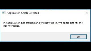 The application has crashed and will now close Fortnite Bug Fixed 2019
