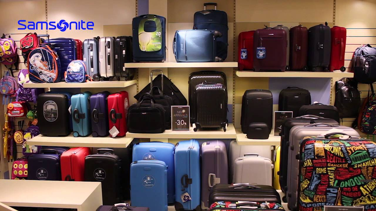 Save up to 50% With Clearance Items: Check out the Samsonite clearance section for some seriously big savings on quality Samsonite goods. You could save up to 50% on laptop sleeves, backpacks, luggage accessories and more. Shop the Sale Section for up to 40% Off: Shop the huge selection of luggage, backpacks, tote bags, sleeves and more in the.