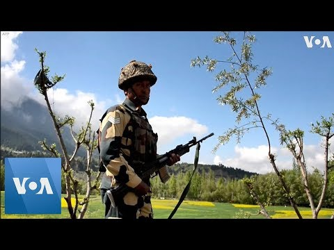 2nd Round of Indian Elections in Kashmir