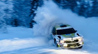 Artic Lapland Rally 2020 Day 2 | Juha Salo Big Off |