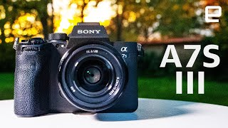 Sony A7S III review The best mirrorless camera for video
