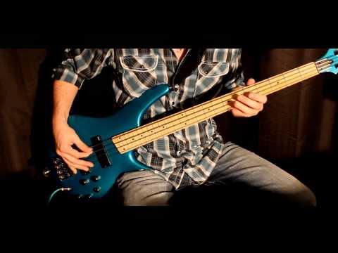 Whiskey Hangover (Godsmack) - Bass Cover
