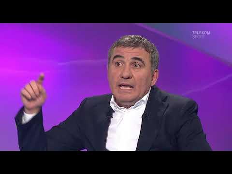 Telekom Sport - Discutie foarte interesanta cu Gheorghe Hagi (Ediție specială Sport Report)