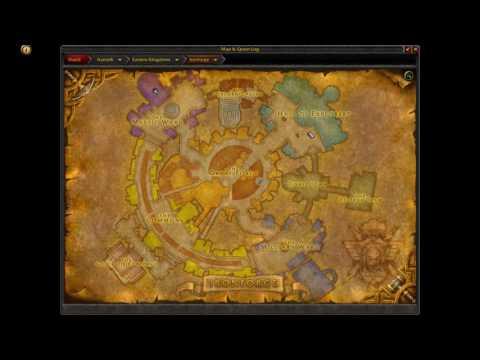 Where is Heirloom Vendor Location (Alliance) - WoW Legion