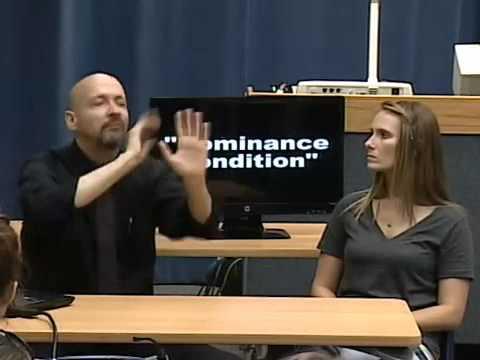 American Sign Language (ASL) Linguistics (Part 01)