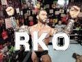 "Randy Orton "" RKO "" WWE Figure Stopmotion movie"