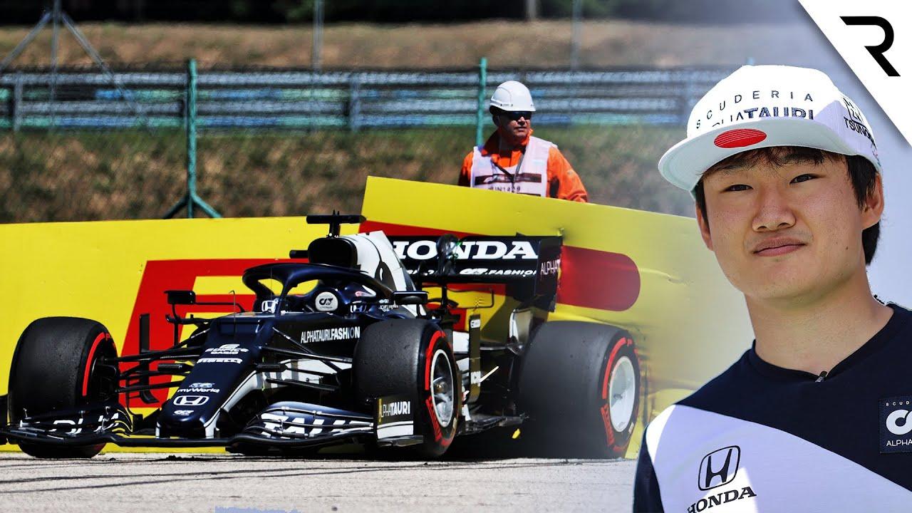 Why Tsunoda's rookie F1 season has gone off the rails