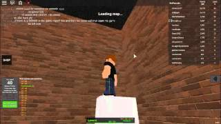 Roblox - HACKER ALERT | Mcgamer550
