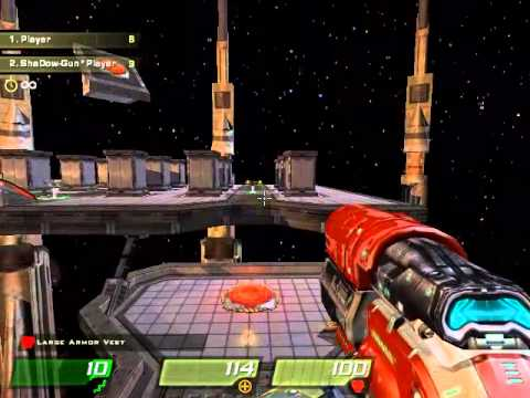 Quake 4 Funplay LAN Multiplayer (Ultra settings)