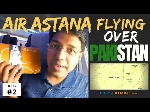 India to Kazakhstan | VIA PAKISTAN | Almaty 5-star Hotel in 70 Rs!