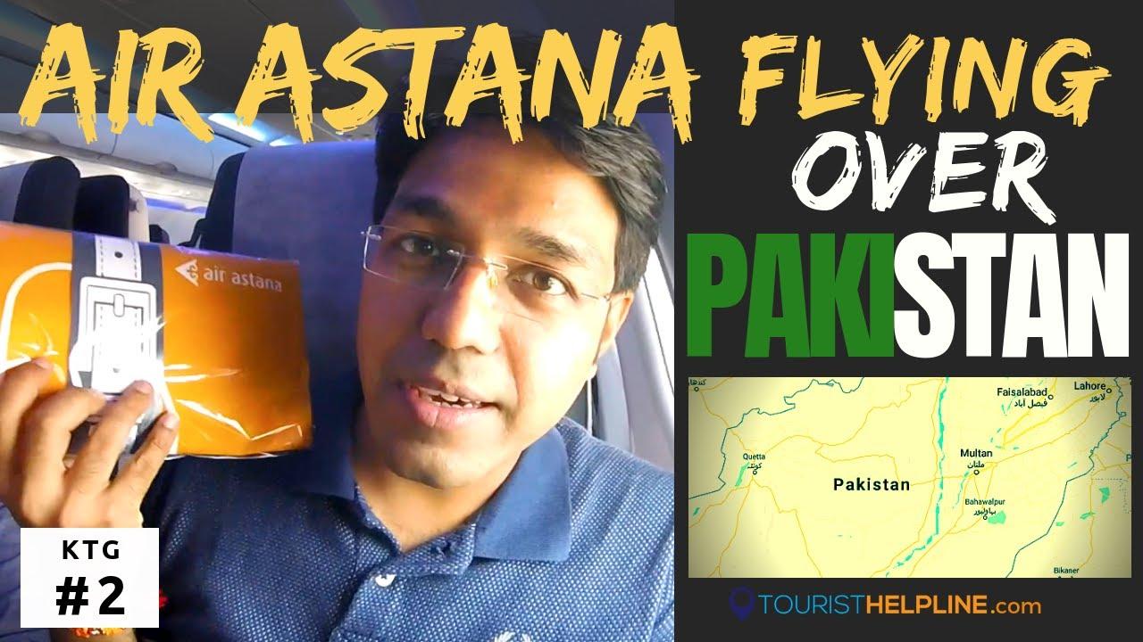 India to Kazakhstan   VIA PAKISTAN   Almaty 5-star Hotel in 70 Rs!