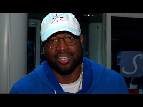 Dwyane Wade Arrives in Miami & Has A Message for Heat Nation