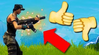 NEW SILENCED SMG! (DLC UPDATE) *IS IT GOOD OR BAD?!* | Fortnite Battle Royale Funny Moments thumbnail