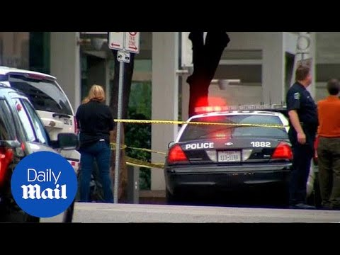 Gunman in upscale Austin hotel kills man in random attack - Daily Mail