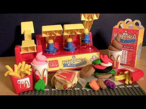 Toy Kitchen Set In French